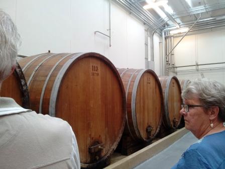 Fade fra Cognac og Sherry